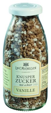 Knusper-Zucker Gourmet-Vanille 250g
