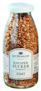 Knusper-Zucker Gourmet-Zimt 180g