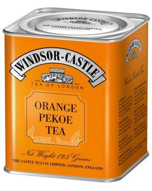 Windsor-Castle Orange Pekoe Tea 125g Dose