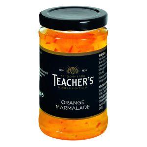 Orangen Marmelade mit fein und grob geschnittener Schale und Teacher's Blended Scotch Whisky.