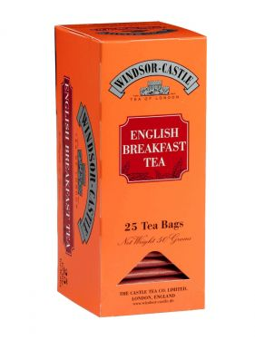 Windsor-Castle English Breakfast Tea 25 Beutel