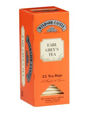Windsor-Castle Earl Grey's Tea 25 Beutel
