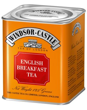 Windsor-Castle English Breakfast Tea 125g Dose