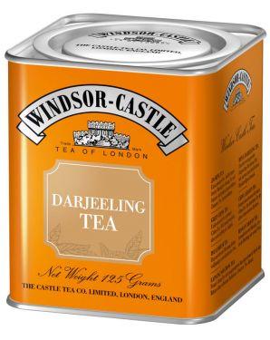 Windsor-Castle Darjeeling Tea 125g Dose