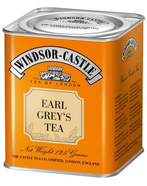 Windsor-Castle Earl Grey's Tea 125g Dose