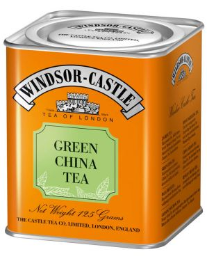 Windsor-Castle Green China Tea 125g Dose