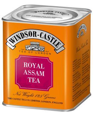 Windsor-Castle Royal Assam Tea 125g Dose