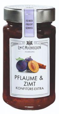 Nach englischem Rezept hergestellter Aufstrich mit leichter Zimtwürze und intensivem Geschmack.