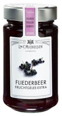 L.W.C. Michelsen - Fliederbeer Fruchtgelee Extra 280g
