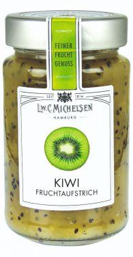 Feiner Fruchtaufstrich mit fruchtig-frischem Geschmack - ein Genuss wie frisch aus der Kiwi gelöffelt.
