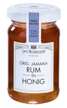 L.W.C. Michelsen - Jamaika-Rum in Wildblüten-Honig 125g