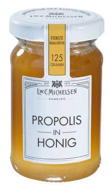 L.W.C. Michelsen - Propolis in Honig 125g