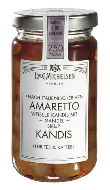 Amaretto-Kandis