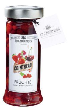 Frische Früchte-Auslese in original Cointreau.