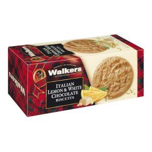 Walkers Shortbread – Italian Lemon & White Chocolate Biscuits 150g