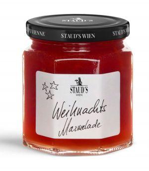 Staud's Wien - die Limitierten - Weihnachts Marmelade mit Burgunderpunsch 250g