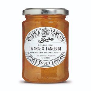 Eine klare, süße Marmelade! Orangen und Mandarine sorgen für einen würzigen Geschmack.