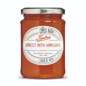 Eine atemberaubende Mischung aus spanischen Aprikosen und französischem Armagnac (Weinbrand).