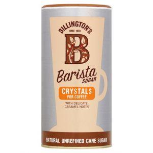 Billington's Barista Sugar Crystals for Coffee 400g