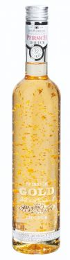 Pfirsich Likör mit Blattgold (20% vol) 500ml