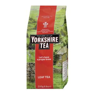 Taylors of Harrogate – Yorkshire Tea lose 250g