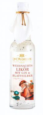 L.W.C. Michelsen - Weihnachts Gin-Likör mit Blattsilber (25% vol) 100ml