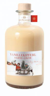 Feiner Sahne-Likör mit Vanillekipferl Geschmack  (17% vol) 500ml