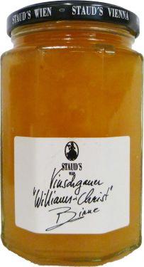 Vinschgauer Williams-Christ-Birne Konfitüre 330g