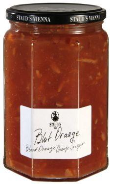 Staud's Wien - Blutorange Marmelade 60% Fruchtanteil 635g