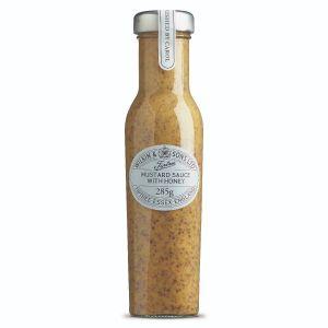 Wilkin & Sons 'Tiptree' Mustard Sauce with Honey - Senfsauce mit Honig 260ml