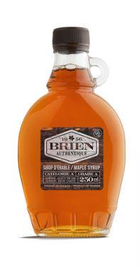 Brien Ahornsirup -Eine gute Alternative zu traditionellem Zucker