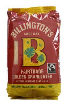 Unraffinierter Rohrzucker Golden Granulated Fairtrade 500g