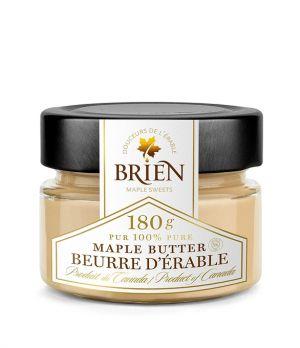 Brien Maple Butter - Ahorncreme 180g