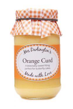Mrs Darlingtons Orange Curd - Orangen Creme 320g