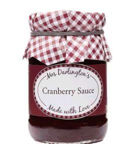 Mrs Darlingtons - Cranberry Sauce 200g