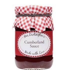 Mrs Darlingtons - Cumberland Sauce 200g