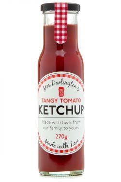 Mrs Darlingtons - Tangy Tomato Ketchup 270g
