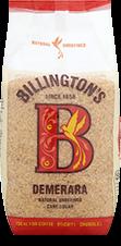 Billington's Demerara Zucker