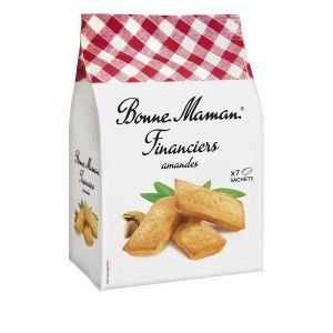 Kleine französische Mandelkuchen, mit Butter gebacken.