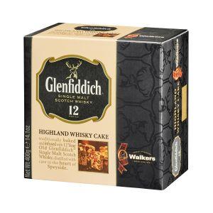 Früchtekuchen verfeinert mit einem Schuss Glenfiddich Single Malt Whisky.