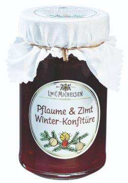 Pflaume mit Zimt - herrlich winterlich.