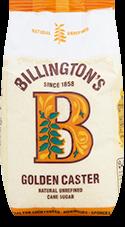 Billington's Golden Caster Zucker