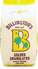 Billington's Golden Granulated Zucker