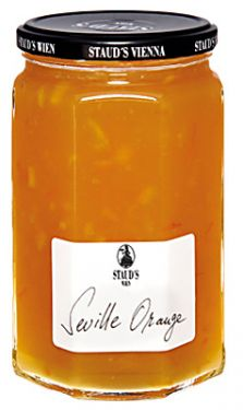 Staud's Wien - Leichtkonfitüre Seville Orange mit 60% Fruchtanteil 635g