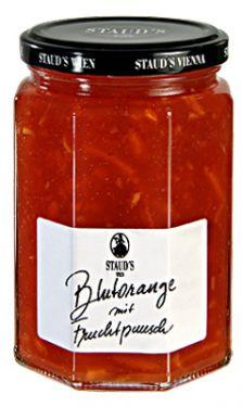 Leckere Marmelade mit 45% Fruchtanteil.
