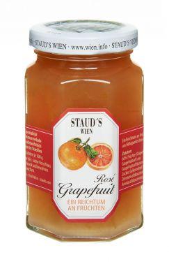 Staud's Wien - Rosé Grapefruit Konfitüre 60% Fruchtanteil 250g