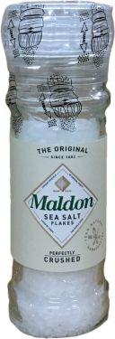 MALDON Meersalz in der nachfüllbaren Mühle.