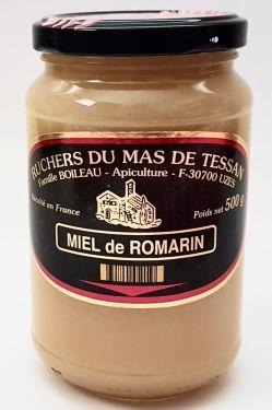 Rosmarinhonig, ein feiner und sehr seltener Honig.