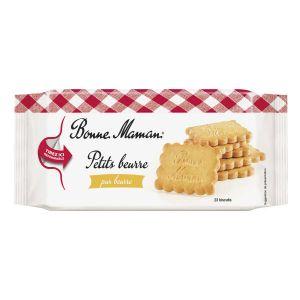 Knusprige Kekse mit Butter nach original französischem Rezept gebacken.