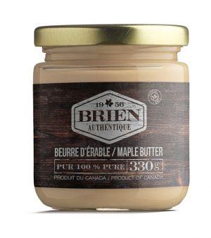 Brien Ahorncreme, 100% rein, reichhaltig und cremig